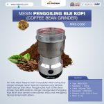 Jual Penggiling Biji Kopi (Coffee Bean Grinder) MKS-CG50 di Bogor