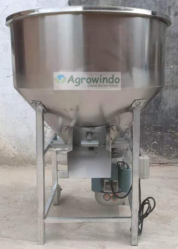 Jual Mesin Mixer Vertikal Pencampur Tepung dan Biji  AGR-MVT60 di Bogor