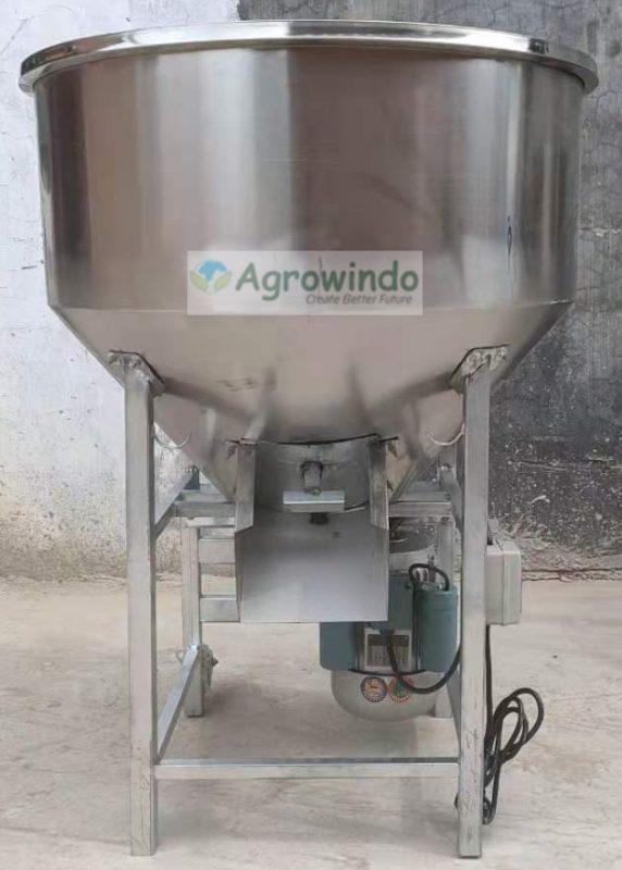 Jual Mesin Mixer Vertikal Pencampur Tepung dan Biji  AGR-MVT150 di Bogor