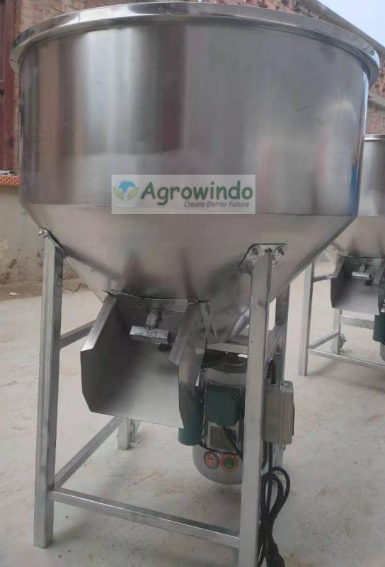 Jual Mesin Mixer Vertikal Pencampur Tepung dan Biji  AGR-MVT100 di Bogor