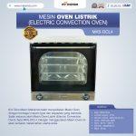 Jual Mesin Oven Listrik (Electric Convection Oven) MKS-OCL4 di Bogor