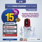 Jual Mesin Food Chopper Ardin Multi Fungsi ARD-FC200 di Bogor