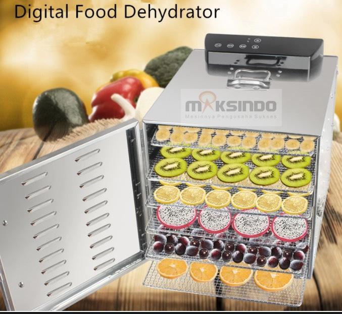 Jual Mesin Food Dehydrator 6 Rak (FDH6) di Bogor