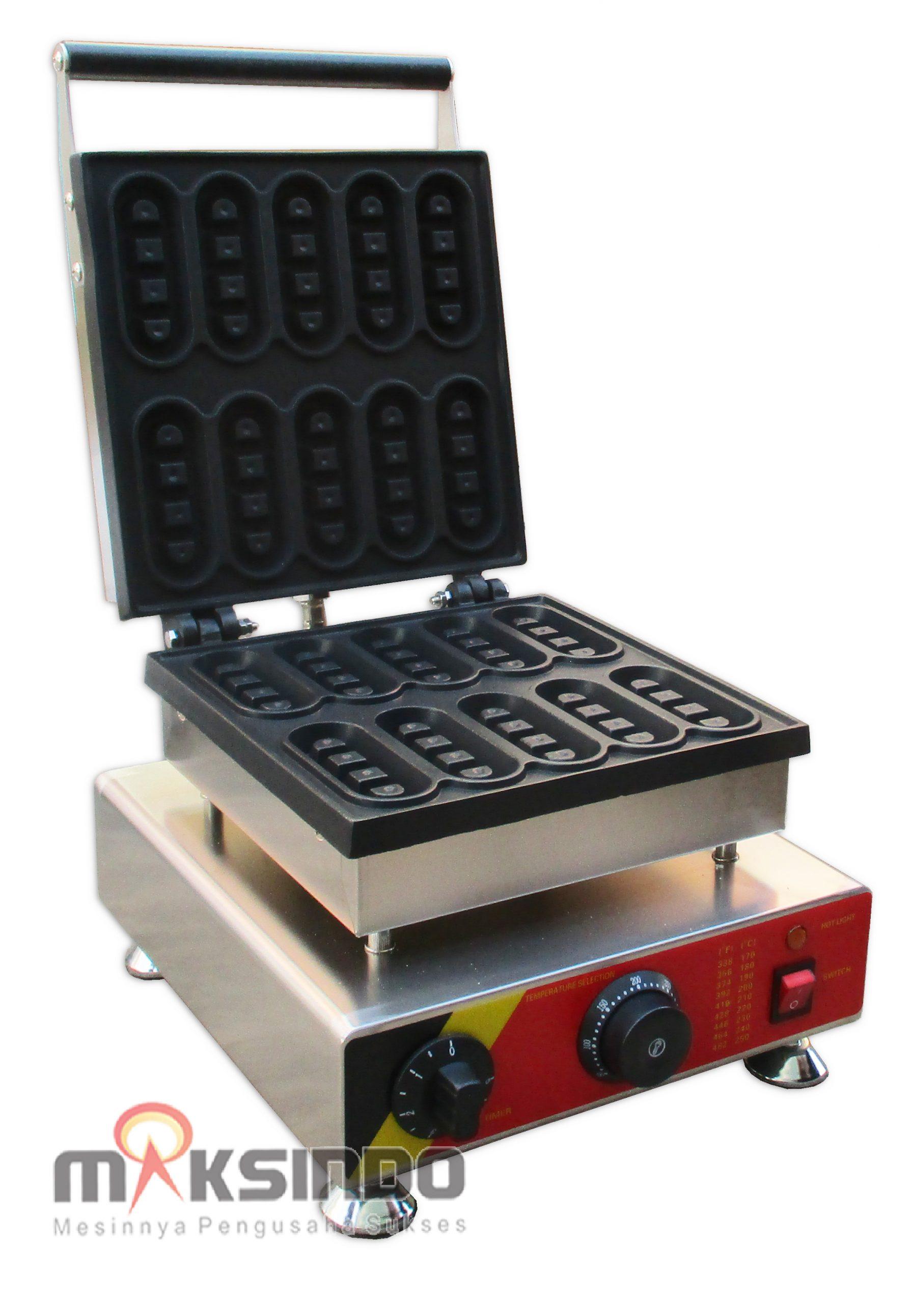 Jual Mesin Waffle Maker MKS-SNKC6 di Bogor