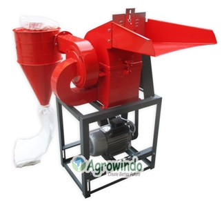 Jual Mesin Penepung Hammer Mill Listrik (AGR-HMR20) di Bogor
