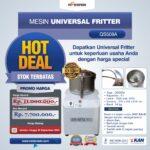 Jual Mesin Universal Fritter QS508A di Bogor