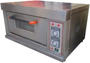 Jual HOT DEAL Mesin Oven Roti Gas 1 Loyang RFL-11SS di Bogor