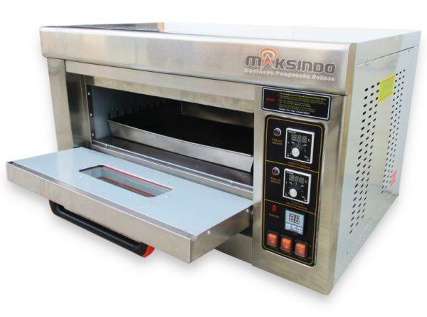 Jual HOT DEAL Mesin Oven Gas Roti 1 Loyang PZ11 di Bogor