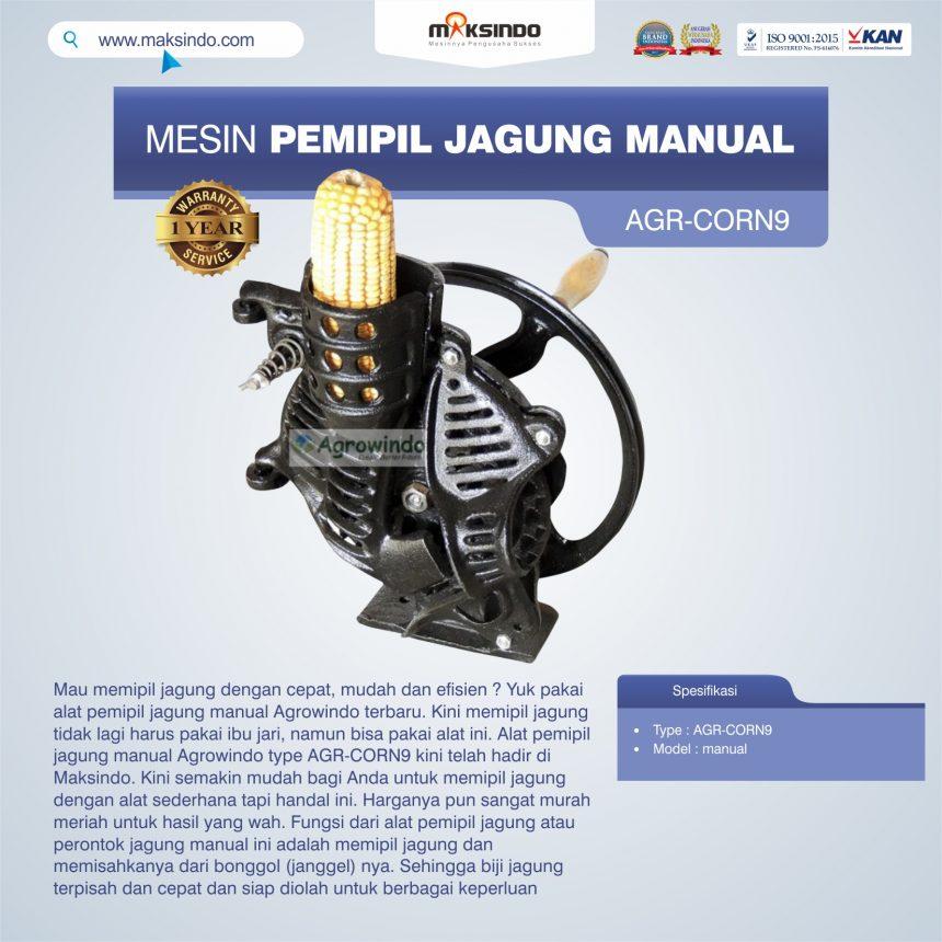 Jual Alat Pemipil Jagung Manual Agrowindo AGR-CORN9 di Bogor